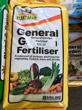 General Garden Fertlisier