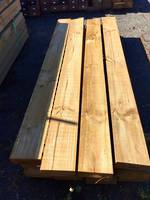Copper Pine Sleeper (2.4m x 200mm x 75mm)