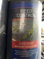 Geocil Weedmat Woven 1.83m x 50m