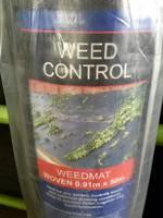 Woven Weedmat 0.91m x 50m Roll