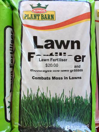 Lawn Fertiliser